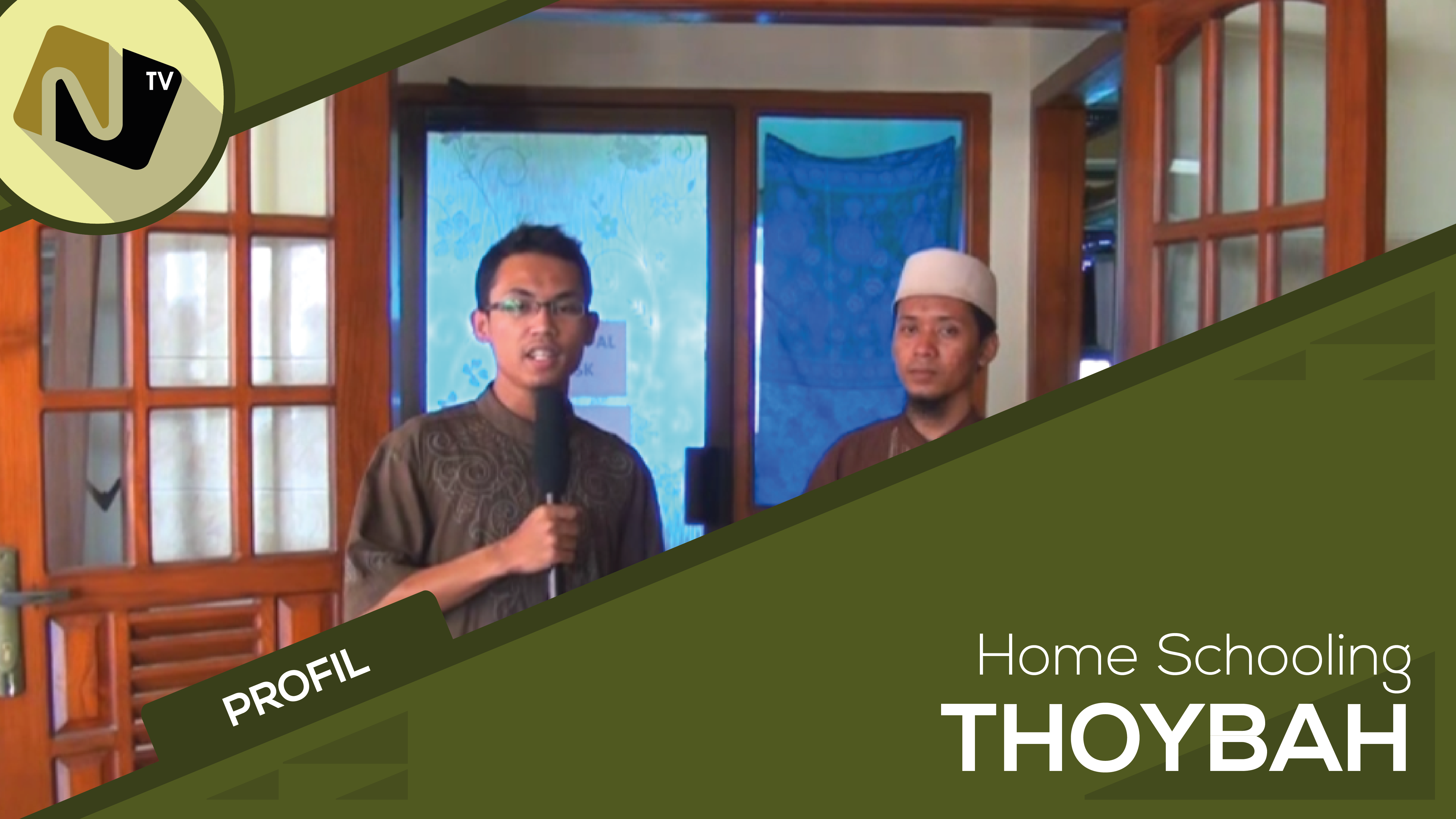 Home Schooling Thaybah