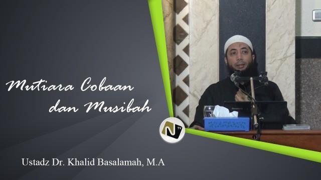 Mutiara Cobaan dan Musibah