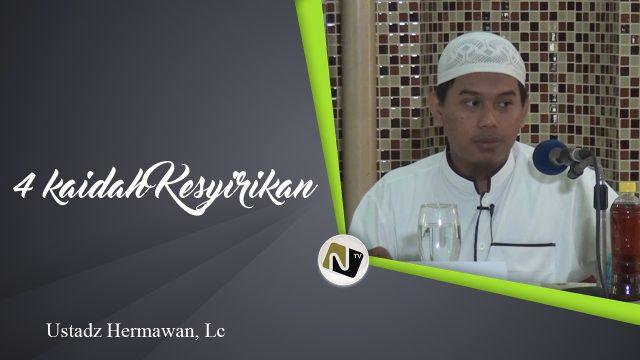 (4 Kaidah) Al-Qawaa'id Al-Arba' – القواعد الأربع