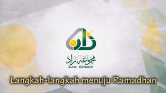 Langkah Menuju Ramadhan