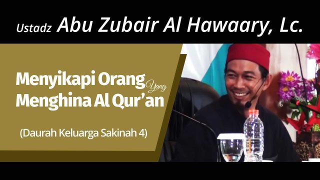 Penista Al Qur'an