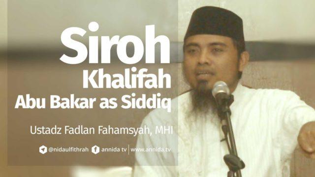 [ حـقـبـة مـن الـتـاريـخ ] – Sirah Sahabat – Ustadz Fadlan Fahamsyah, LC, MHI